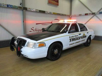 tweedehands Ford Crown Victoria Police Interceptor Alaska State Trooper