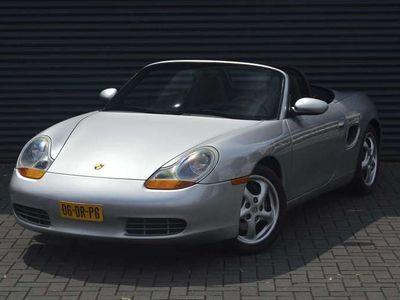 tweedehands Porsche Boxster 986 2.5