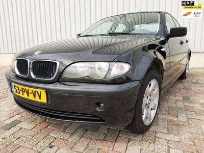 tweedehands BMW 316 316 i Black&Silver II Airco Export Schade !!!