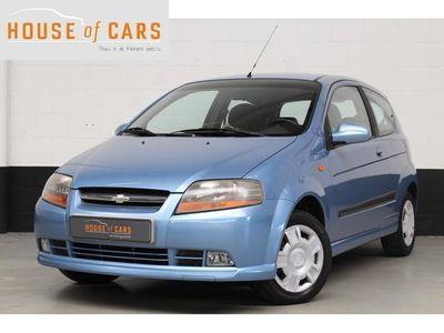 tweedehands Chevrolet Kalos 1.4-16V 94pk Class Distibutieriem is vervangen.