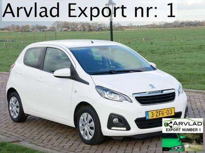 tweedehands Peugeot 108 NETTO 4499 *SALE** Premiëre 1.0 e-VTi 2015 AC