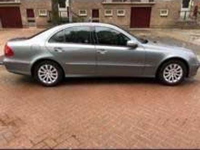 tweedehands Mercedes 220 e-klasse panoromadak elegance