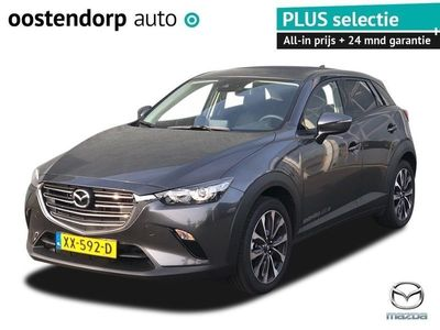 tweedehands Mazda CX-3 2.0 SkyActiv-G 120 Sport Selected | Navigatie | PDC | Cruise | Clima | 18''LM