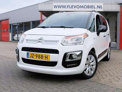 tweedehands Citroën C3 Picasso 1.2 PureTech Exclusive Clima|Cruise|LMV