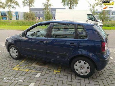 tweedehands VW Polo 1.2 Trendline((( 5 Deursen))) airco.