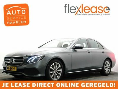 tweedehands Mercedes 220 E-KLASSE195pk Prestige AMG Ed Autom MBUX ,Widescreen, Camera, Full