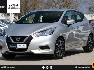 tweedehands Nissan Micra 0.9 IG-T Acenta I Apple/Android Carplay