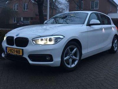 tweedehands BMW 118 sport line M