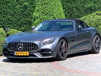 tweedehands Mercedes AMG GT 4.0 C