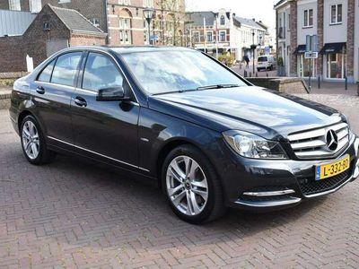 tweedehands Mercedes C350 4MATIC 306pk V6 Aut7. Avantgarde / COMAND APS Navi