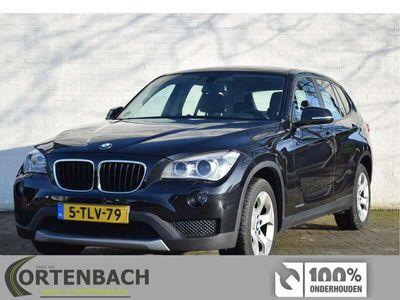 tweedehands BMW X1 sDrive16d Upgrade Edition | Navi | Leer |