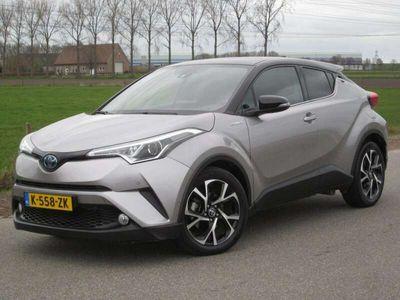 tweedehands Toyota C-HR 1.8 Hybrid Bi-Tone Full ECC/NAVIG/CAMERA/ADAP CR C
