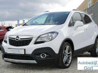 tweedehands Opel Mokka 1.4 T Cosmo Automaat Dealer Auto !!