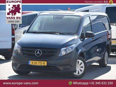 tweedehands Mercedes Vito 114 CDI Lang 7G Automaat Ac/Camera 06-2017