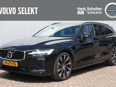 tweedehands Volvo V60 T8 Twin Engine 390PK AWD Geartronic R-Design 19 in