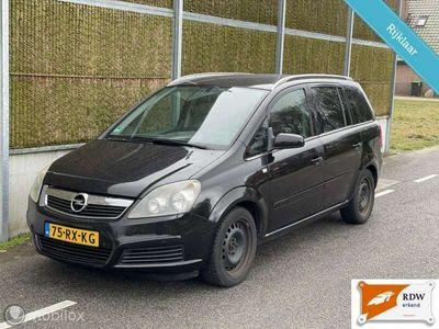 tweedehands Opel Zafira 2.2 Cosmo 7 ZITPLAATSEN /NAP/AIRCO/INRUILKOOPJE
