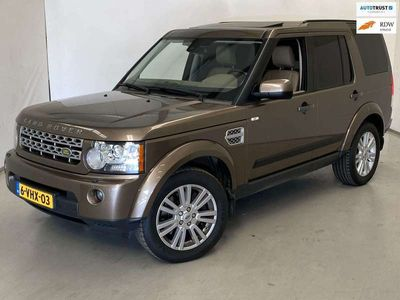 tweedehands Land Rover Discovery 4 / 3.0 SDV6 HSE VAN / Schuifdak / Navi / Stoelverw.