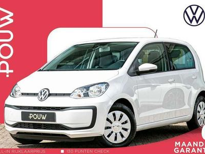 tweedehands VW up! up! 1.0 60pk Move+ Airco + Bluetooth