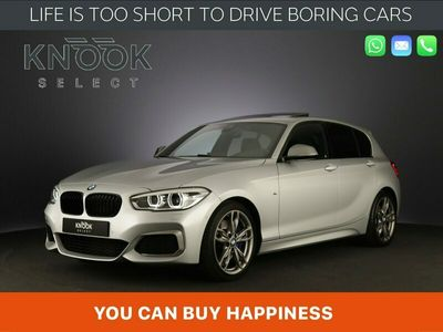 tweedehands BMW M140 1-SERIExDrive Shadow High Executive | Schuifdak | Harman Kardon | Memory Seats