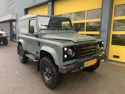 "tweedehands Land Rover Defender 2.5 Td5 90"" Hard Top"
