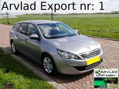 tweedehands Peugeot 308 NETTO 5999 **2017** SW 1.6 BlueHDi 115 **2017** 85