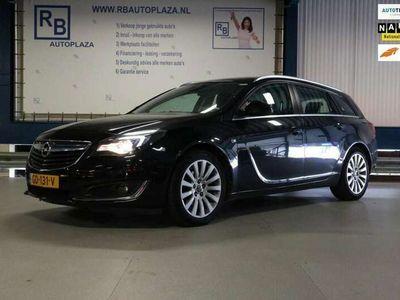 tweedehands Opel Insignia Sports Tourer 2.0 CDTI LEER + SPORT + NAV + STOELV
