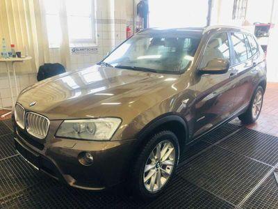 tweedehands BMW X3 35i Exec, Head up,Navi Prof, Memory zetels, Stuurv