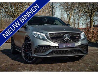 tweedehands Mercedes GLE63 AMG AMG Coupé S 4MATIC   585 PK   Dealer onderhouden - Inc