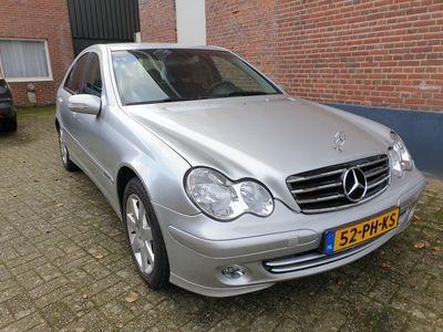 tweedehands Mercedes C200 C-Klasse 1.8KOMPR SEDAN Classic