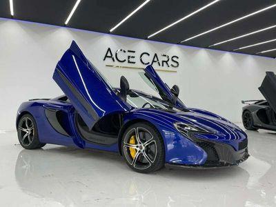 tweedehands McLaren 650S Full Carbon New Service Unfallfrei Carbon
