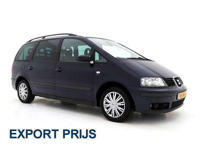 tweedehands Seat Alhambra 2.0 TDI Ecomotive 7-Pers *ECC+CRUISE+Radio-cd/mp3