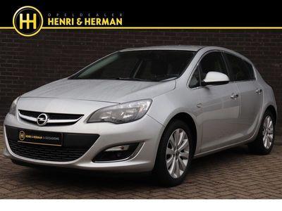 tweedehands Opel Astra 120pk Turbo Cosmo