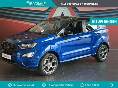 tweedehands Ford Ecosport 1.0 EcoBoost ST-Line Black