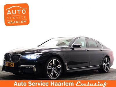 tweedehands BMW 740 7 Serie e iPerformance Individual M-Sport 326pk Aut8- Full options!