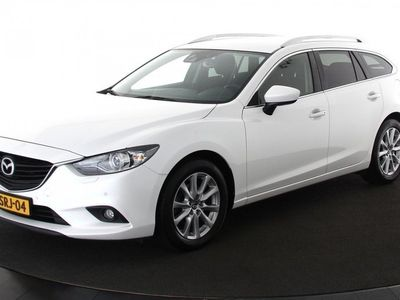 tweedehands Mazda 6 Sportbreak 2.0 Red Dot Edition | Navigatie | Xenon | Zondag Open!