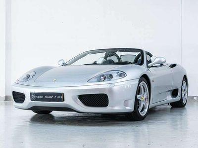 tweedehands Ferrari 360 3.6 V8 Spider F1