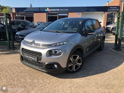 tweedehands Citroën C3 Aircross 1.2, Carplay-navi,cruise,climatronic,nog fabrieksgarantie