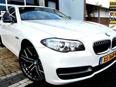 tweedehands BMW 518 5-SERIE d High Executive ECC/PDC/LEER/NAV/XENON/LM-20