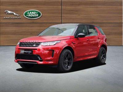 tweedehands Land Rover Discovery Sport P200 aut-9 R-Dynamic Launch Edition van 76.923 voor 72.450