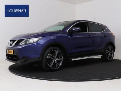 tweedehands Nissan Qashqai 1.2 Visia | Stoere velgen | Airco | Camera | dealer onderhouden