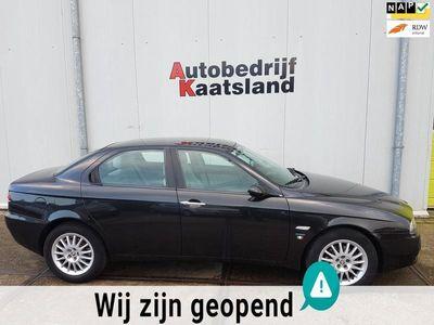 tweedehands Alfa Romeo 156 2.5 V6 Distinctive Q-System AUTOMAAT LEER