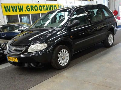tweedehands Chrysler Voyager 2.4i SE Luxe Automaat Airco, Cruise Control, Stuur