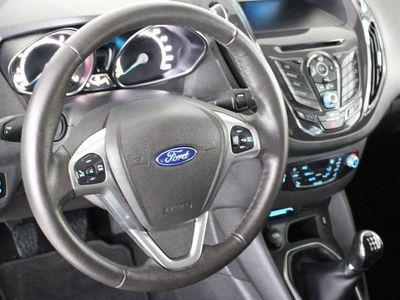 tweedehands Ford Tourneo Courier 1.0 Titanium Climate, Cruise, LMV, Trekhaak, Nieuwstaat !!