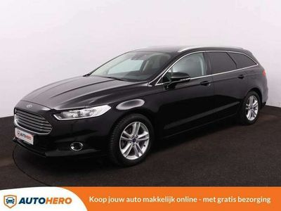 tweedehands Ford Mondeo Wagon 1.5 ECOBOOST BUSINESS EDITION 160PK YZ61240