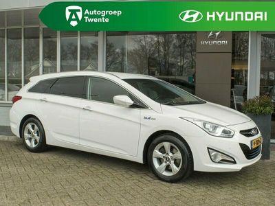 tweedehands Hyundai i40 Wagon 1.7 CRDi Go! Edition   Navigatie   Trekhaak