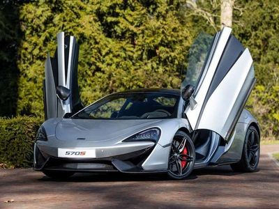 tweedehands McLaren 570S CARBON FIBRE EDITION FULL OPTION €135k Netto