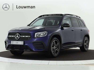 tweedehands Mercedes GLB200 Premium | AMG Line | Antidiefstalpakket | Panorama