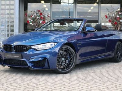 tweedehands BMW M4 Cabriolet Competition, M Driver's Package, Carbon int