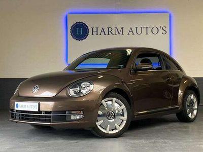 tweedehands VW Beetle 1.2 TSI Design NAVI/Clima/PDC/Spoiler