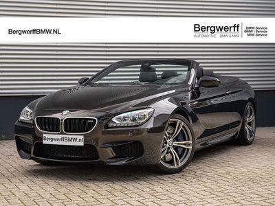 tweedehands BMW M6 Cabriolet Individual ''Citrinschwarz''